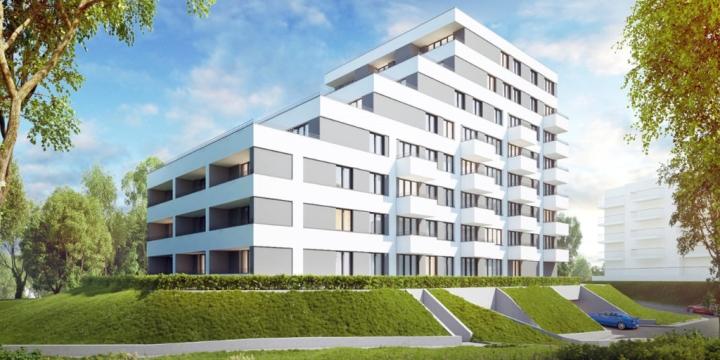 Mieszkania Ruczaj Nowe - SM Salwator